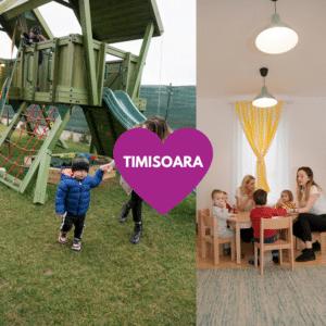 Kipina Preschool Timisoara Romania